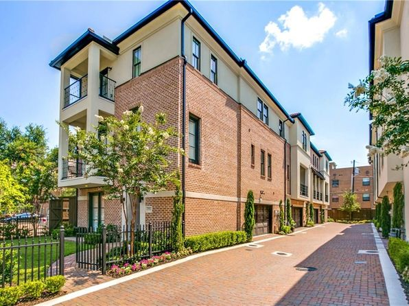 Dallas Tx Townhomes Townhouses For Sale 158 Homes Zillow