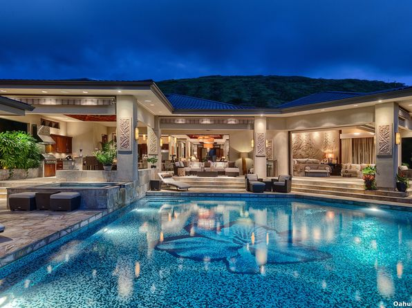 Honolulu hi luxury homes for sale 2 043 homes zillow for How much to build a house in hawaii