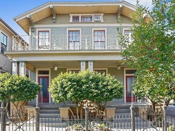 Lower Garden District Real Estate Lower Garden District New Orleans Homes For Sale Zillow