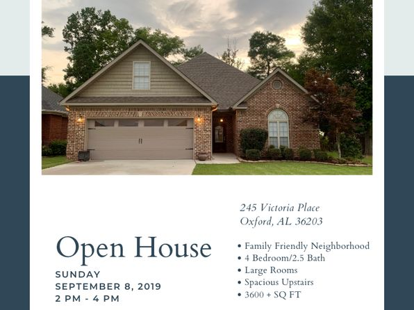 Excellent Oxford Al For Sale By Owner Fsbo 11 Homes Zillow Download Free Architecture Designs Pendunizatbritishbridgeorg