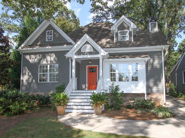 Winnona Park Real Estate - Winnona Park Decatur Homes For