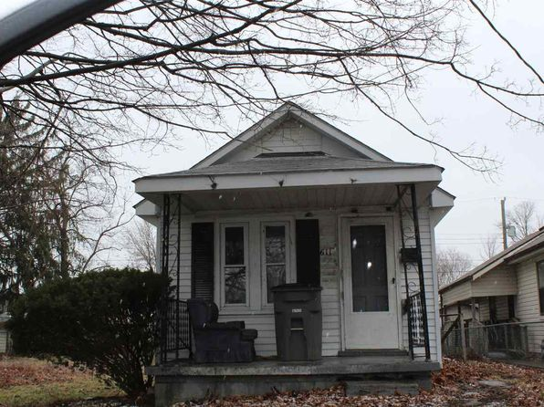 3 bed 1 bath Single Family at 611 Noble St Seymour, IN, 47274 is for sale at 25k - google static map