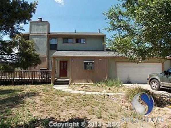 3 bed 2 bath Single Family at 311 Buttonwood Ct Monument, CO, 80132 is for sale at 160k - 1 of 13