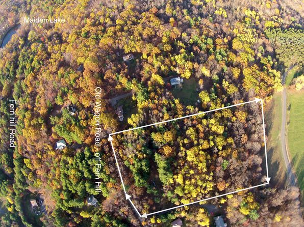 null bed null bath Vacant Land at  Old Wagon Road .5 Mi. To Hawthorne Vly Hillsdale, NY, 12075 is for sale at 110k - google static map
