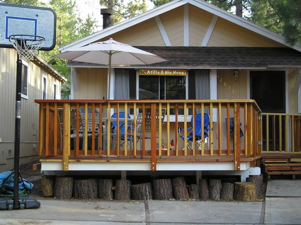 2 bed 1 bath Single Family at 42621 LA PLACIDA AVE BIG BEAR LAKE, CA, 92315 is for sale at 248k - 1 of 12