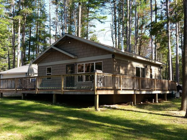 3 bed 1 bath Condo at 6221 W Buckatabon Rd Conover, WI, 54519 is for sale at 184k - 1 of 12