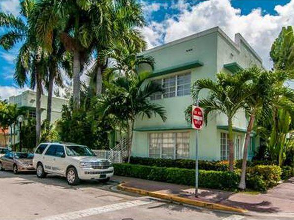1 bed 1 bath Condo at 750 Espanola Way Miami Beach, FL, 33139 is for sale at 269k - 1 of 26