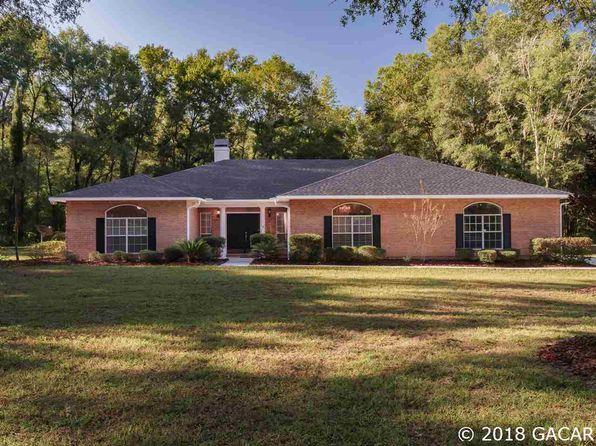 Brick Exterior Gainesville Real Estate Gainesville Fl