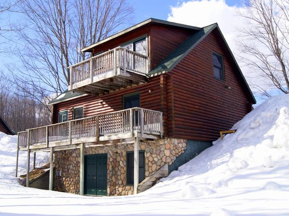Log Cabin - Gaylord Real Estate - Gaylord MI Homes For Sale