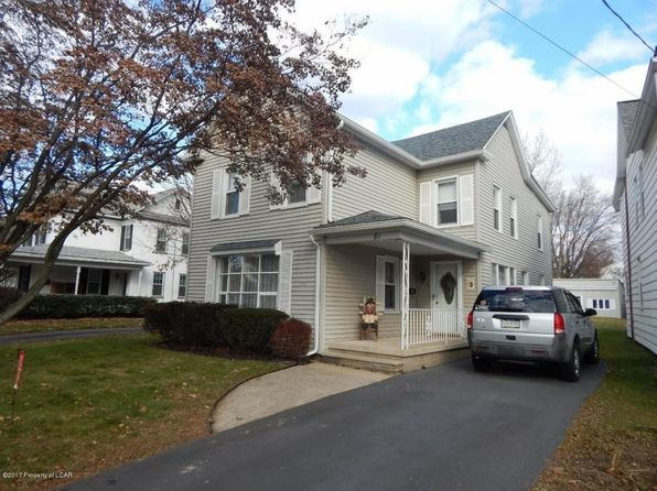 4 bed 2 bath Single Family at 81 Oak St Kingston, PA, 18704 is for sale at 134k - 1 of 20