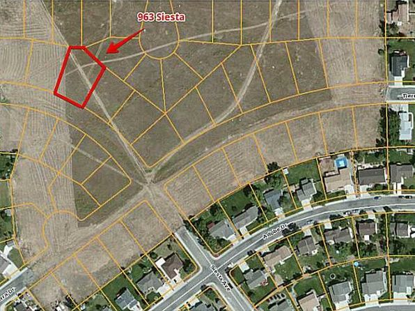 null bed null bath Vacant Land at 963 Siesta Cir Billings, MT, 59105 is for sale at 65k - google static map