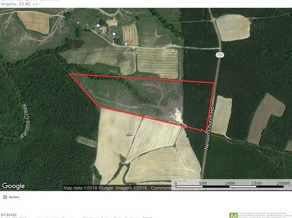 null bed null bath Vacant Land at  Nelson Church Rd Nelson, VA, 23927 is for sale at 39k - google static map