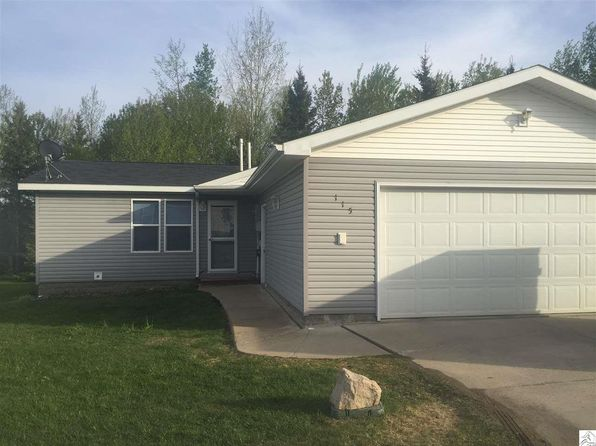 2 bed 1.75 bath Single Family at 115 Deerwood Dr Gilbert, MN, 55741 is for sale at 120k - 1 of 17
