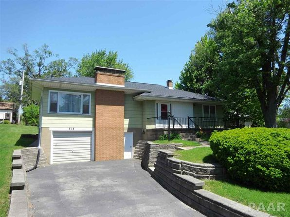 3 bed 1 bath Single Family at 313 Roosevelt St Creve Coeur, IL, 61610 is for sale at 55k - 1 of 16