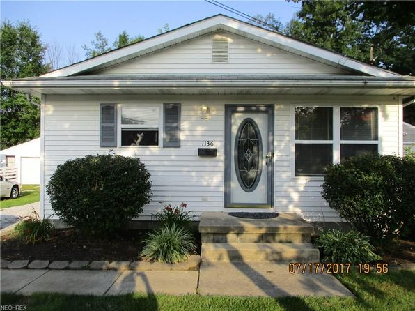3 bed 1 bath Single Family at 1136 Mount Vernon Ave Akron, OH, 44310 is for sale at 100k - 1 of 35