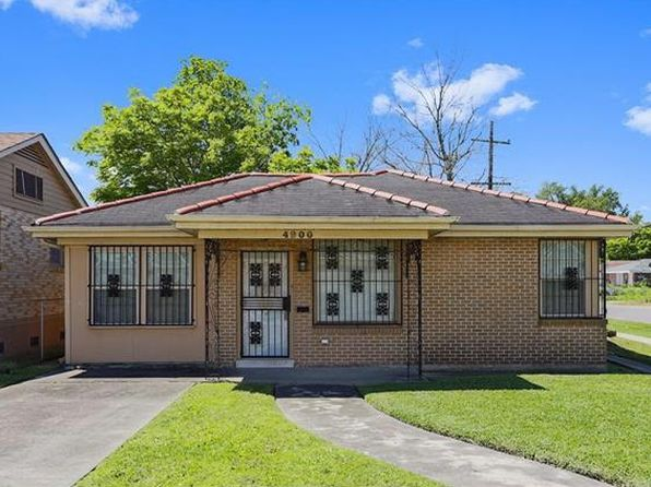2 bed 1 bath Single Family at 4900 Saint Claude Ave New Orleans, LA, 70117 is for sale at 106k - 1 of 10