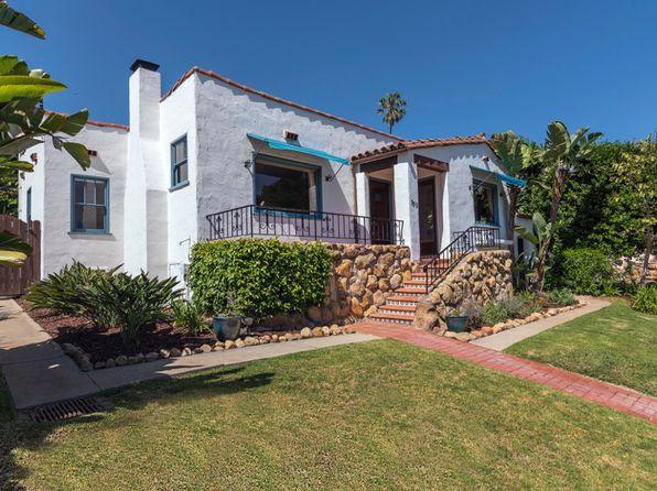 Santa Barbara Real Estate Santa Barbara Ca Homes For