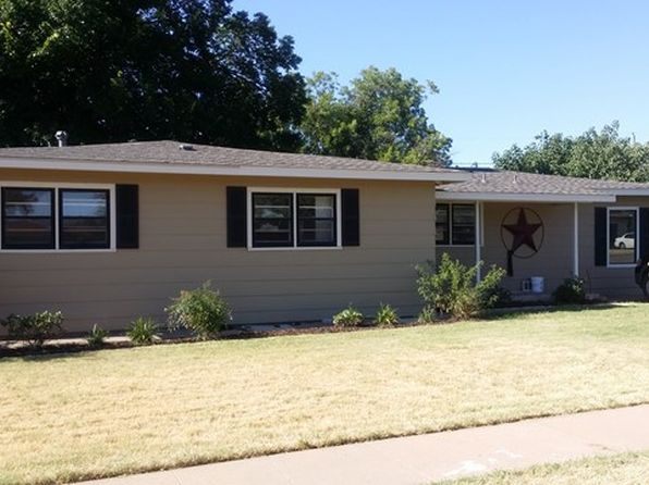 3 bed 2 bath Single Family at 2310 40TH ST SNYDER, TX, 79549 is for sale at 94k - 1 of 17