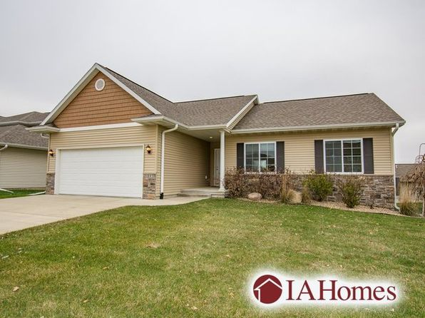 3 bed 3 bath Single Family at 1307 Scarlet Sage Dr SW Cedar Rapids, IA, 52404 is for sale at 235k - 1 of 28