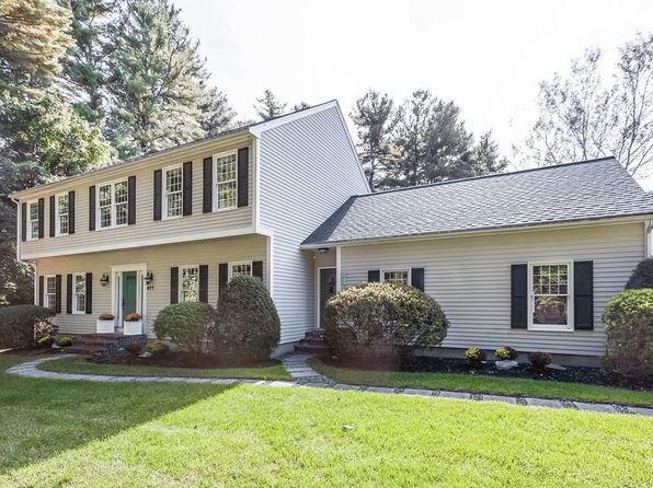 4 bed 3 bath Single Family at 411 Hudson Rd Sudbury, MA, 01776 is for sale at 799k - 1 of 52