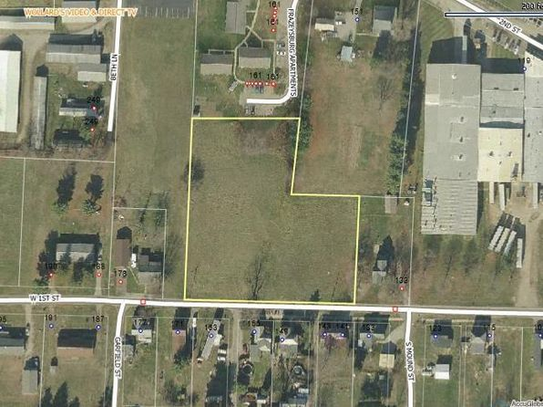 null bed null bath Vacant Land at 0 1st St Frazeysburg, OH, 43822 is for sale at 40k - google static map
