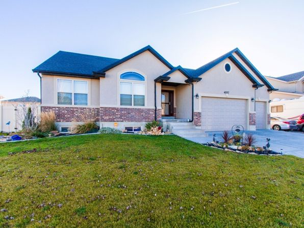 4 bed 2 bath Single Family at 4557 W 5800 S Hooper, UT, 84315 is for sale at 375k - 1 of 25