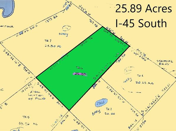 null bed null bath Vacant Land at 0000 S Interstate I-45 Hwy Richland, TX, 76681 is for sale at 115k - 1 of 23