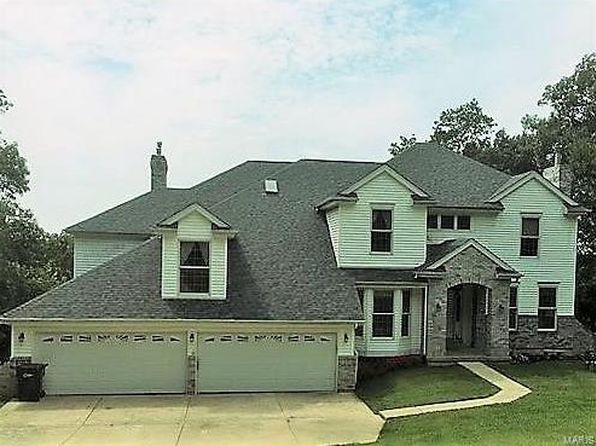 5 bed 5 bath Single Family at 307 Sundance Ct Hawk Point, MO, 63349 is for sale at 379k - 1 of 45