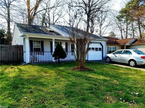 3 bed 2 bath Single Family at 1309 Petrell Dr Virginia Beach, VA, 23454 is for sale at 205k - 1 of 11