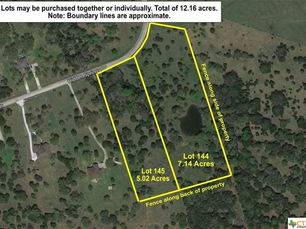 null bed null bath Vacant Land at  Hidden Springs Dr Salado, TX, 76571 is for sale at 85k - 1 of 9