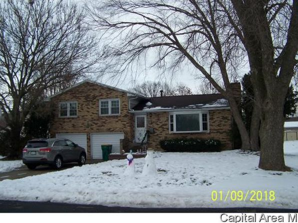 3 bed 2 bath Single Family at 2841 Costa Dr Galesburg, IL, 61401 is for sale at 110k - google static map