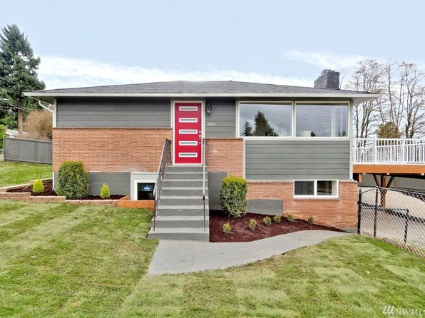 4 bed 2 bath Single Family at 509 SW 104TH ST SEATTLE, WA, 98146 is for sale at 575k - 1 of 25