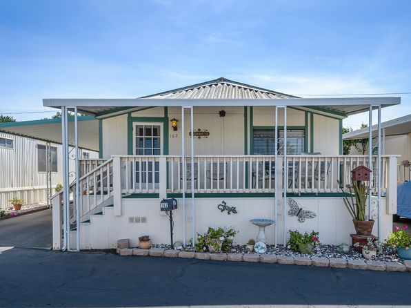 2 bed 2 bath Mobile / Manufactured at 1600 E Clark Ave Santa Maria, CA, 93455 is for sale at 60k - 1 of 28