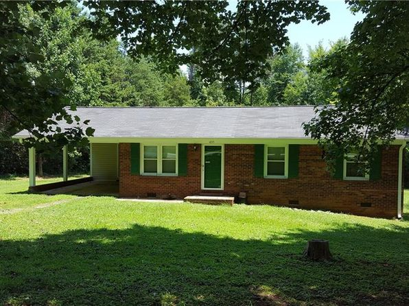 3 bed 1 bath Single Family at 1655 Feezor Rd Lexington, NC, 27292 is for sale at 92k - 1 of 9