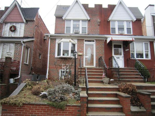 3 bed 2 bath Single Family at 1230 80th St Brooklyn, NY, 11228 is for sale at 999k - 1 of 11