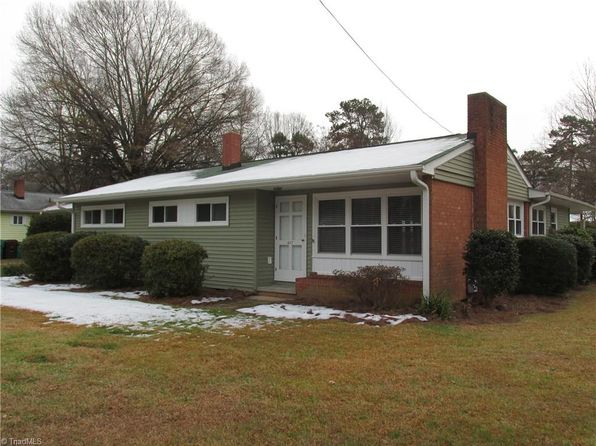 3 bed 2 bath Single Family at 417 Rockspring Rd High Point, NC, 27262 is for sale at 140k - 1 of 22