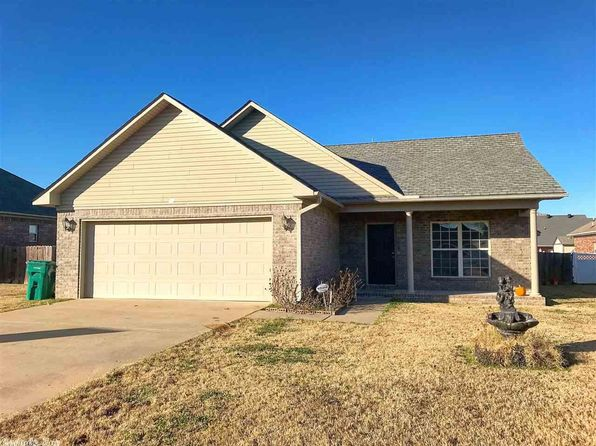 3 bed 2 bath Single Family at 41 Mitchell Cir Greenbrier, AR, 72058 is for sale at 135k - 1 of 7