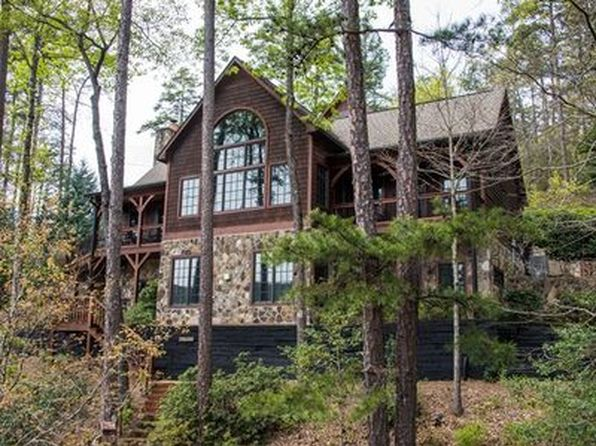 3 bed 5 bath Single Family at 261 Yonah Lake Rd Toccoa, GA, 30577 is for sale at 849k - 1 of 14