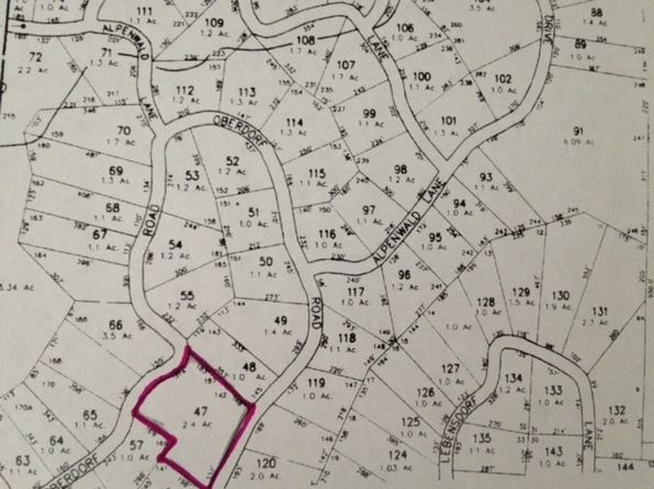 null bed null bath Vacant Land at 167 Oberdorf Rd Readsboro, VT, 05350 is for sale at 18k - google static map
