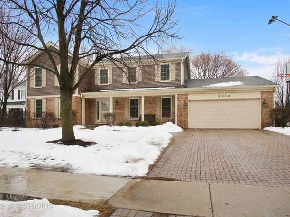 5 bed 3 bath Single Family at 5503 Silentbrook Ln Rolling Meadows, IL, 60008 is for sale at 560k - 1 of 50