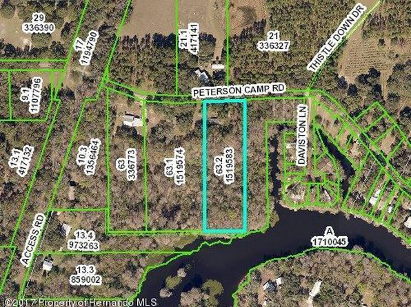 3 bed 2 bath Mobile / Manufactured at 28250 PETERSON CAMP RD BROOKSVILLE, FL, 34601 is for sale at 50k - 1 of 4