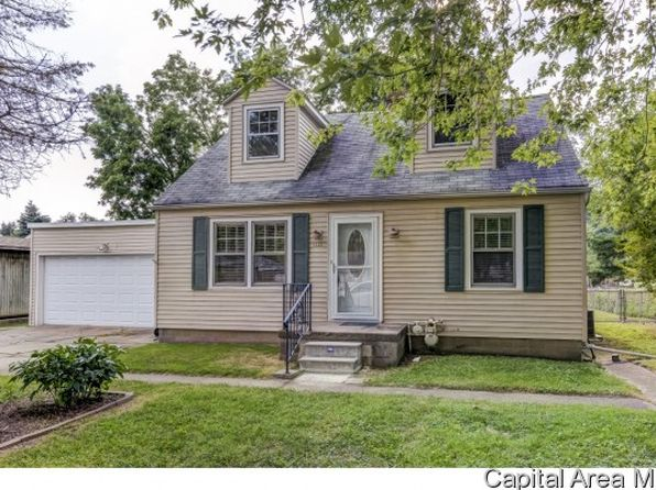 3 bed 2 bath Single Family at 1117 N 32nd St Springfield, IL, 62702 is for sale at 86k - 1 of 36