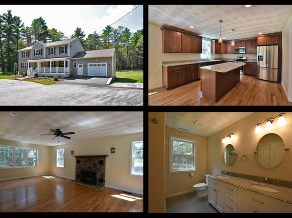 4 bed 3 bath Single Family at 2 T Parker Rd Foster, RI, 02825 is for sale at 350k - 1 of 29