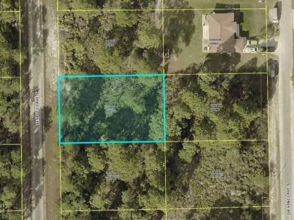 null bed null bath Vacant Land at 709 VESPUCCI AVE S LEHIGH ACRES, FL, 33974 is for sale at 8k - google static map