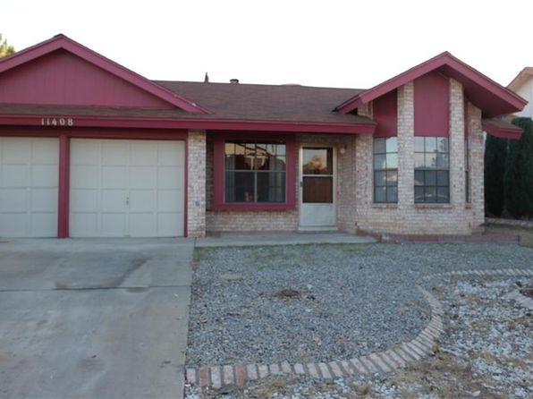 3 bed 2 bath Single Family at 11408 LAKE ALICE DR EL PASO, TX, 79936 is for sale at 100k - 1 of 8