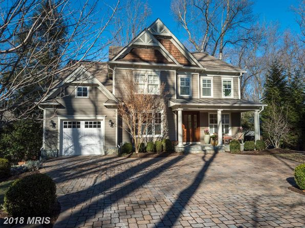 6 bed 6 bath Single Family at 6217 Winnebago Rd Bethesda, MD, 20816 is for sale at 1.95m - 1 of 30