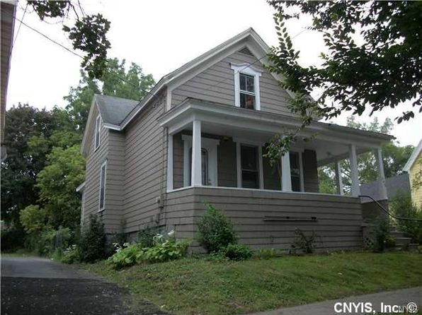 4 bed 1 bath Single Family at 343 Park St Syracuse, NY, 13203 is for sale at 44k - 1 of 10