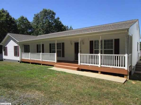 4 bed 3 bath Single Family at 541 Harvest Lake Dr Scottsville, VA, 24590 is for sale at 250k - 1 of 36