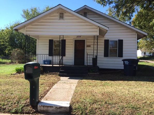 2 bed 1 bath Single Family at 502 S Aydelotte Ave Shawnee, OK, 74801 is for sale at 38k - 1 of 11