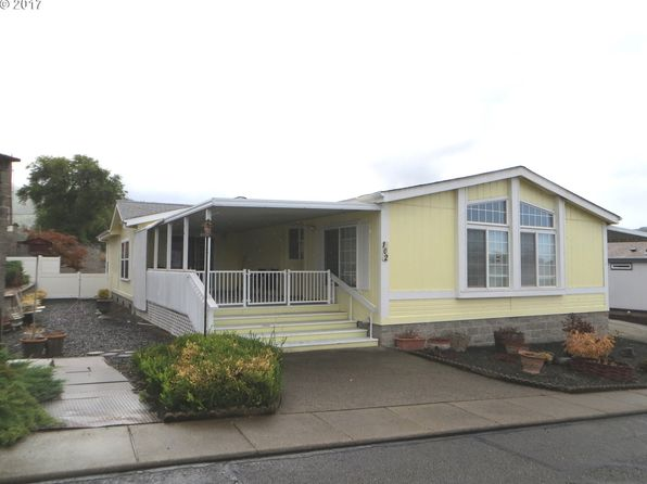 3 bed 2 bath Mobile / Manufactured at 102 River Ridge Ave Roseburg, OR, 97471 is for sale at 70k - 1 of 18